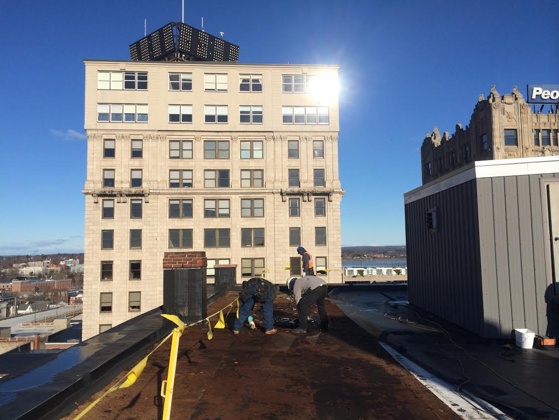 Glidden roofing