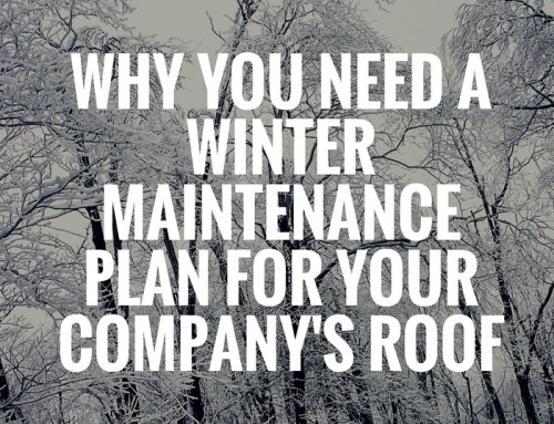 Why You Need a Winter Maintenance Plan for Your Company's Roof