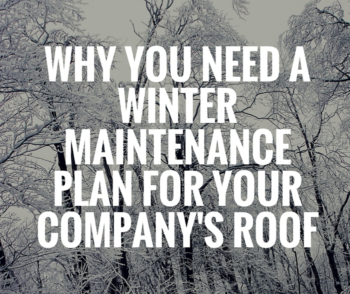 Winter Maintenance Plan